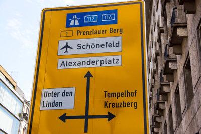 Umweltzonen gibt es in der Berliner Innenstadt seit dem Januar 2008.