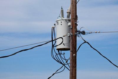 Hochspannungstransformatoren - erst sie machen den Strom für uns verwendbar