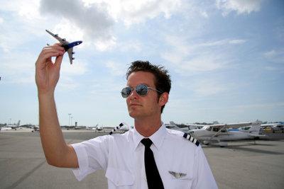 Für viele ist es der Traumberuf Pilot zu sein.