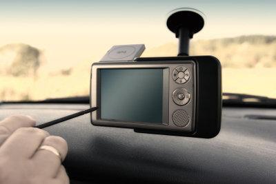 Die Navigation klappt auch auf dem Smartphone.