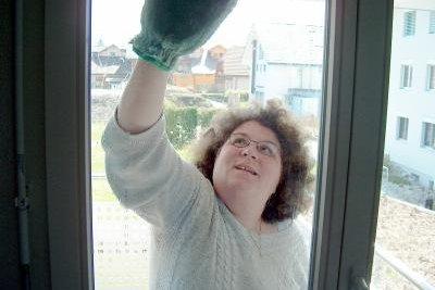 Fensterputzen gehört nicht gerade zu den beliebtesten Hausarbeiten.