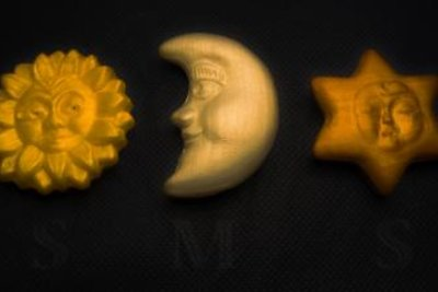 Sonne, Mond und Sterne - ein passendes Motto für Verkleidungen