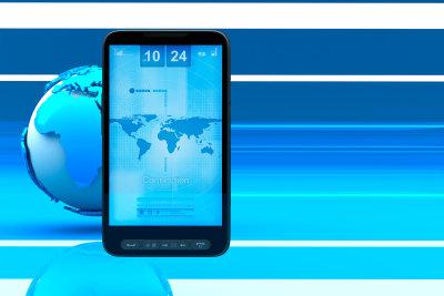 Das GPS ist beim Samsung Galaxy Ace schnell aktiviert.