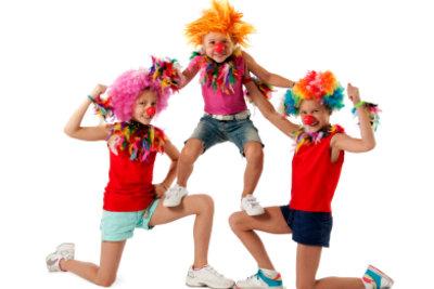 Die Leistung, die Kinder auf der Bühne bringen, ist bewundernswert.