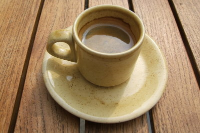 Kaffee können Sie auch mit der Tassimo zubereiten.