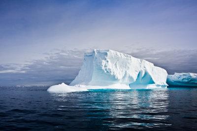 Eisberg im Arktischen Ozean