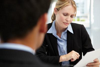 Bewerbungsgespräch als Arbeitgeber richtig vorbereiten.