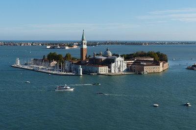 Besiedeln Sie in Anno 1404 Venedig Ihre eigene Insel.
