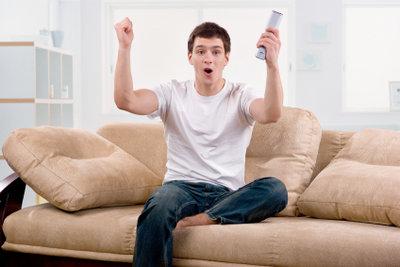 Mit der Wii können Sie sehr viel Spaß haben.