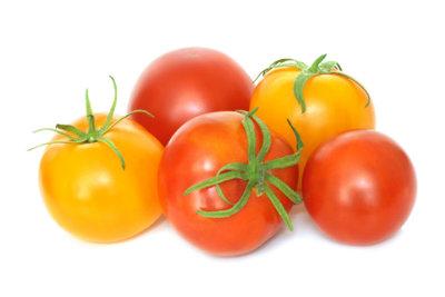 Konservierte Tomaten lassen sich vielseitig verwenden.