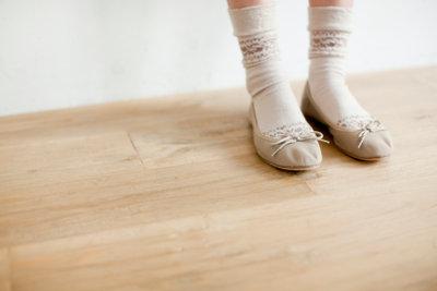 Schalten Sie die Fußbodenheizung im Winter nicht ab.