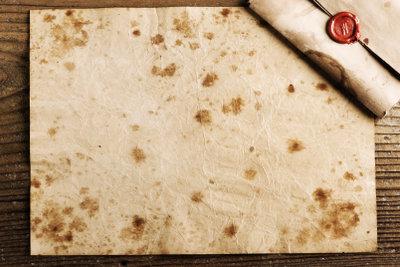 Für die Karte des Rumtreibers müssen Sie zunächst Pergament herstellen.