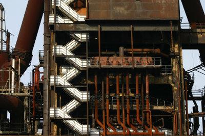 Alte Industriekultur kann spannend sein.
