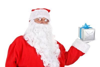 Wichteln sollte auf einer Betriebsweihnachtsfeier nicht fehlen.
