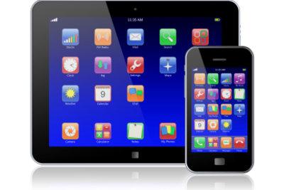 Apps sind für Tablets essenziell.