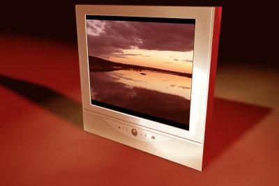 Verschönern Sie Ihren TV mit einem Bildschirmschoner!