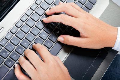 Unter Windows verschiedene Tastatursprachen verwenden.