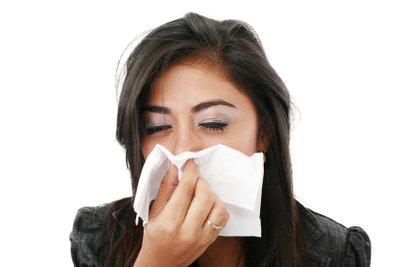 Eine Allergie kann das Leben schwer machen.
