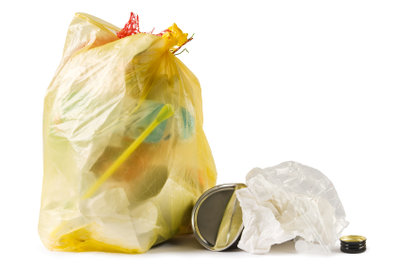 Müll sollte richtig getrennt werden.