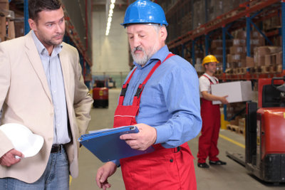 Beim Supply-Chain-Management werden ganze Lieferketten analysiert.