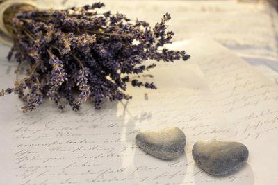 Ein kurzer Liebesbrief sagt mehr als tausend Worte.