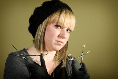 Ein Piercing muss immer unter sterilen Bedingungen erfolgen.