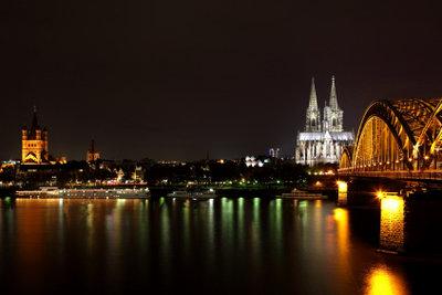 In Köln Junggesellenabschied feiern