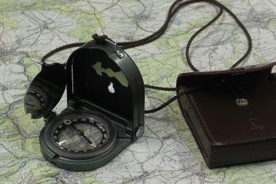Viel praktischer als Karte und Kompass: das Navi