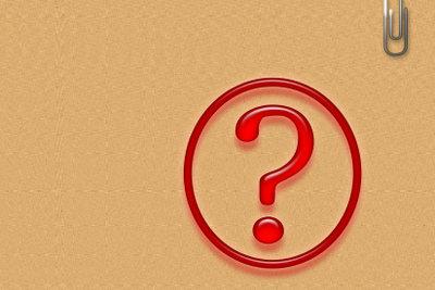 Offene Fragen im Alltag formulieren