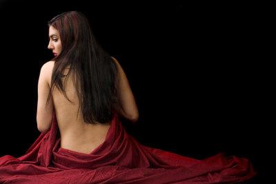 Es gehört Mut dazu, sich nackt zu zeigen.