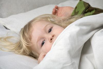 Die richtige Bettdecke ist sehr wichtig.