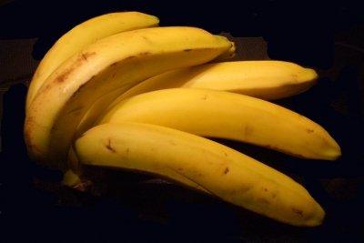 Bananen helfen auch gegen Durchfall.
