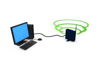 Durch Software läuft der Router besser.