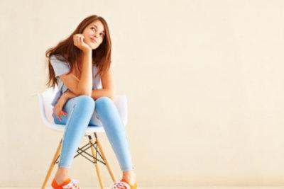 Jeans ermöglichen zahlreiche Kombinationsmöglichkeiten.