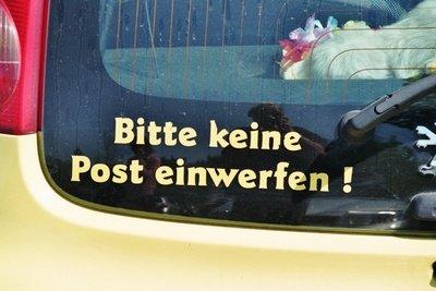 Am besten online bewerben: Jobs bei der Deutschen Post.
