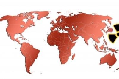 Die Weltkarte hilft Ihnen weiter.