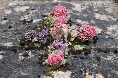 Grabstätten sind Orte der Erinnerung.