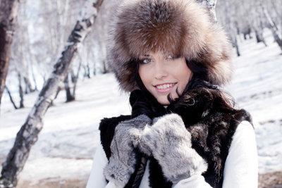 Oft werden Pelze nach dem Ankauf umgearbeitet, damit sie der aktuellen Mode entsprechen.