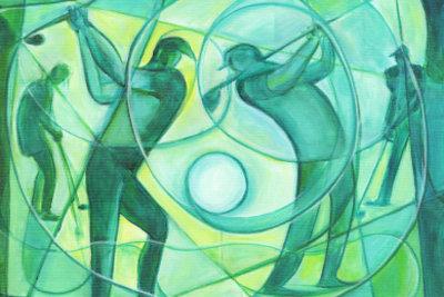 Der Kubismus hat die Kunstwelt stark geprägt.