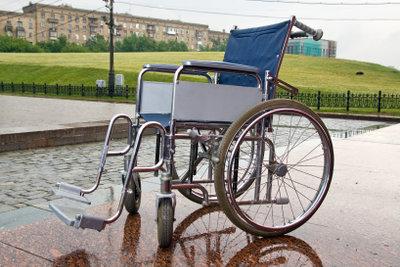 Schwerbehinderte können früher in Rente gehen.