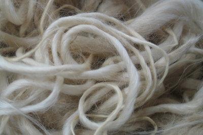 Aus Alpaka lassen sich schöne Decken machen.