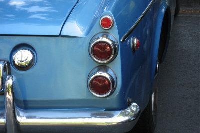 Auch viele ältere Autos haben ein Automatikgetriebe.