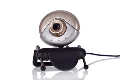 Eine Webcam für die Raumüberwachung nutzen