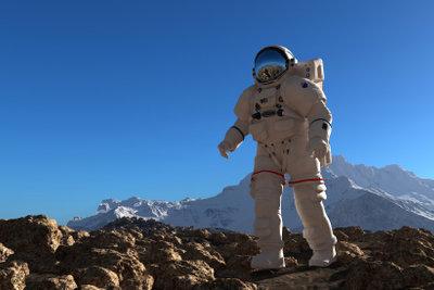 Was ein Astronaut verdient, ist sehr unterschiedlich.