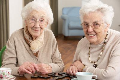 Die gesetzliche Rente bietet finanzielle Grundabsicherung.