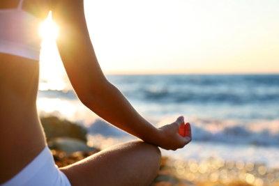 Gehen Sie behutsam mit Körper und Geist um.