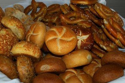 Bäcker lernen nicht nur Brot zu backen.