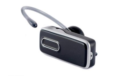 Bluetooth-Zubehör für mobile Geräte kann sehr sinnvoll sein.