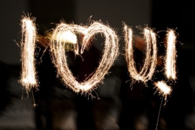 Die schönsten Liebeserklärungen sind die, die von Herzen kommen.