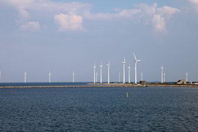 Heute wieder für Windkraft unterwegs - Flettner-Rotoren